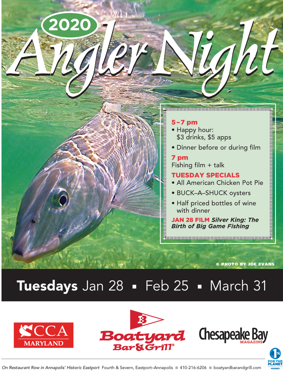 Angler Night January Film 1