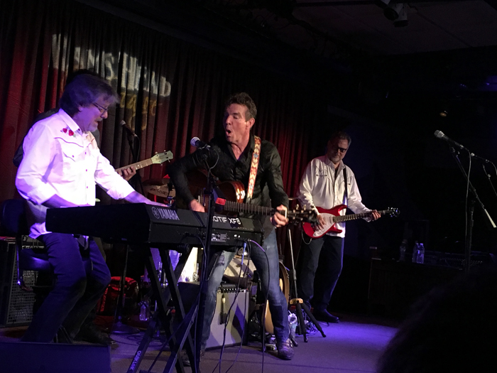 Dennis Quaid at Rams Head On Stage