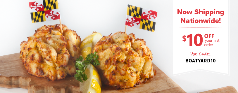 Foody, Maryland Crab Cake online, crab cake coupon, ship crab cakes