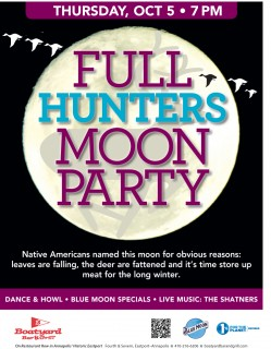 Full Moon Party October 2017