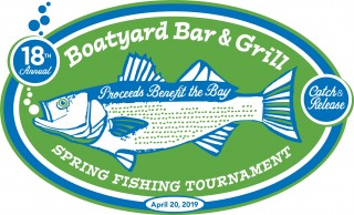 Final Results for Boatyard Bar & Grill 18th Annual Rockfish Tournament