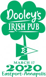Dooley's Irish Pub on St. Paddy's Day