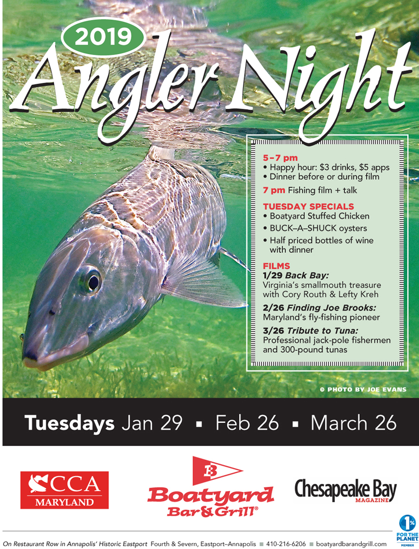 Boatyard Angler Nights