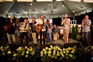 Boatyard Beach Bash 2017's all-star band